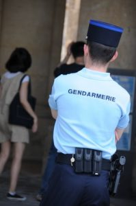 Gendarme Adjoint Volontaire